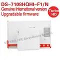 Versão inglês DS 7108HQHI F1/N Turbo HD DVR 8ch 1080 P modo lite com 1 portas SATA apoio HD TVI, AHD e câmeras analógicas