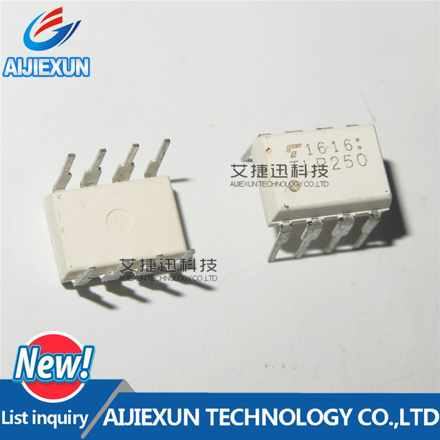 US $14 0 |10PCS TLP250 DIP 8 TRANSISTOR INVERTER FOR AIR CONDITIONOR IGBT  GATE DRIVE POWER MOS FET GATE DRIVE New and original-in Electricity