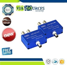 YENI 2CH Ahd Hdtvi Hdcvi 1080 p HD video Multiplexer2 Kanallı Koaksiyel Video Çoklayıcı Hikvision Hdcvi 1080 P 2MP güvenlik kamerası