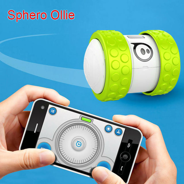 Authentic Sphero Ollie Rc Car Android Le Bluetooth Wireless Remote Control Intelligent Robot Free Shipping