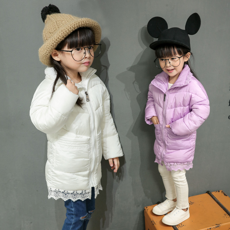 Childrens clothing thermal wadded jacket girls child winter cotton-padded jacket cotton-padded jacket child coatChildrens clothing thermal wadded jacket girls child winter cotton-padded jacket cotton-padded jacket child coat