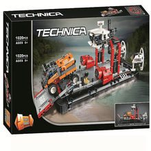 1020pcs Race Truck Car 2 In 1 Transformable Model Building Block Sets DIY Toys Compatible With Legoinglys Technic Toys & Hobbie(China)