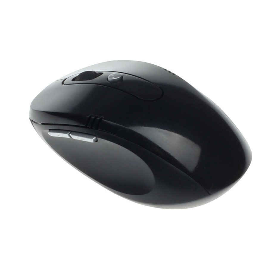 Portable 1600DPI Mini USB Wireless Optical Mouse Mouse untuk Laptop PC Komputer
