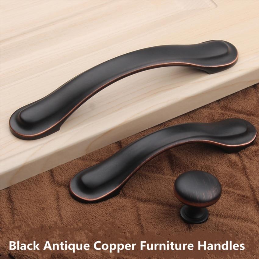 Black dresser door image