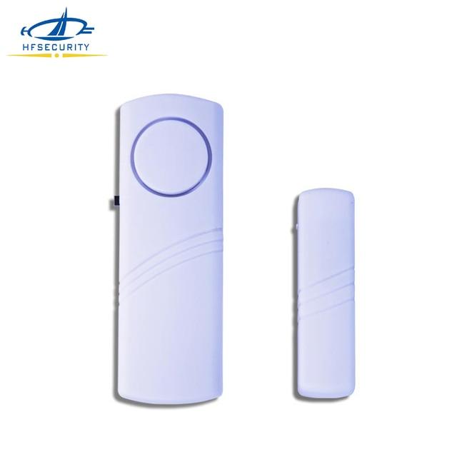 HFSECURITY Wireless Door Alarm Magnetic Door Sensor Window Contact Door Alarm for Home Alarm Burglar Security  sc 1 st  AliExpress.com & HFSECURITY Wireless Door Alarm Magnetic Door Sensor Window Contact ...