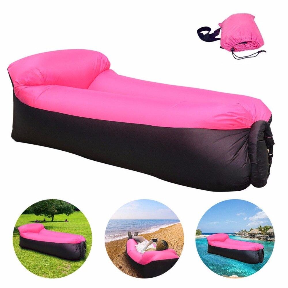 Sleeping bag Inflatable Sofa Air Bed Chair Sleeping Bag