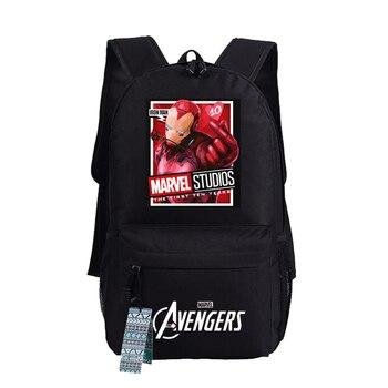 Avengers Flash Homme Ironman Sac à Dos Sac Garçons Filles Enfants Messenger Zipper Livre Scolaire étudiants Sac Cospaly Fille Garçons Cadeau