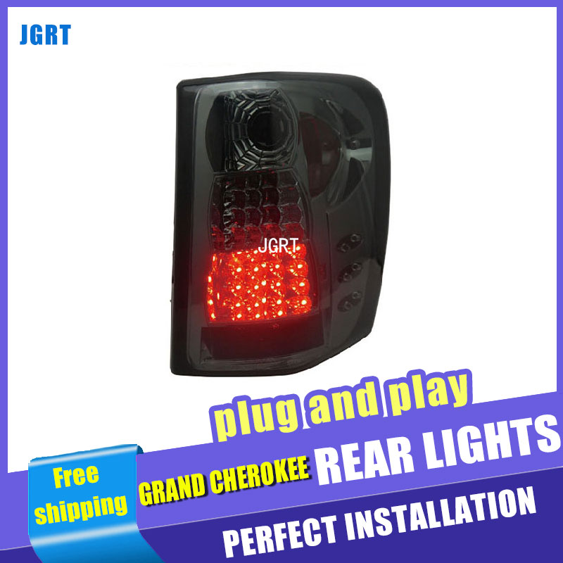 car styling For jeep Grand Cherokee taillight assembly 99 04 for Grand Cherokee rear car light