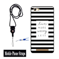 Hot 2016 New 1pcs Telephone Neck Straps Fashion Universal Detachable Lanyard For Zopo phone lanyard neck strap For Keys With
