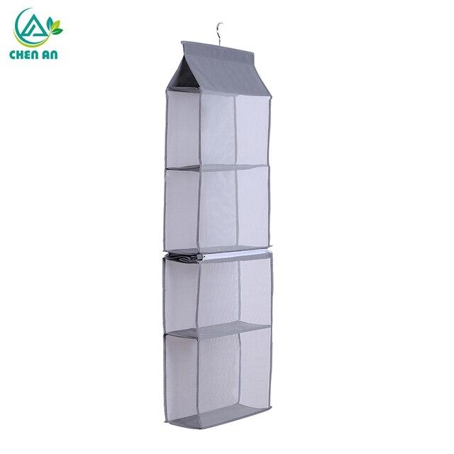 2 pz Armadio Borse contenitore Organizadores Caso Durevole Borse di Finitura Han