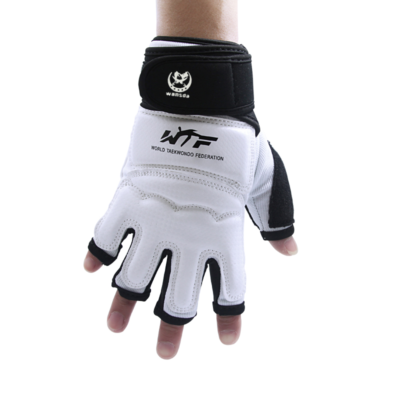 Adult/Men Half Finger Fighting Boxing Gloves Leather MMA Punch BAG Gloves Grappling Tactical Gloves Kick Boxing Muay Thai Karate цены