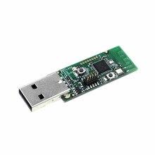 CC débogueur ZIGBEE émulateur sans fil CC2531 renifleur carte nue protocole de paquet Interface USB Dongle Capture paquet