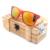 Recomendar Moda Estrella gafas de Sol de Madera De Bambú Natural Original Hecho A Mano Unisex Ultravioleta Rayos Infrarrojos Gafas de Marco de Madera