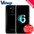 DOOGEE Y6 Piano Black White 4 Г LTE Мобильный телефоны Android 6.0 4 ГБ RAM 64 ГБ ROM MTK6750 Octa Core 13.0MP Dual SIM 5.5 дюймов Сотовый Телефон смартфон