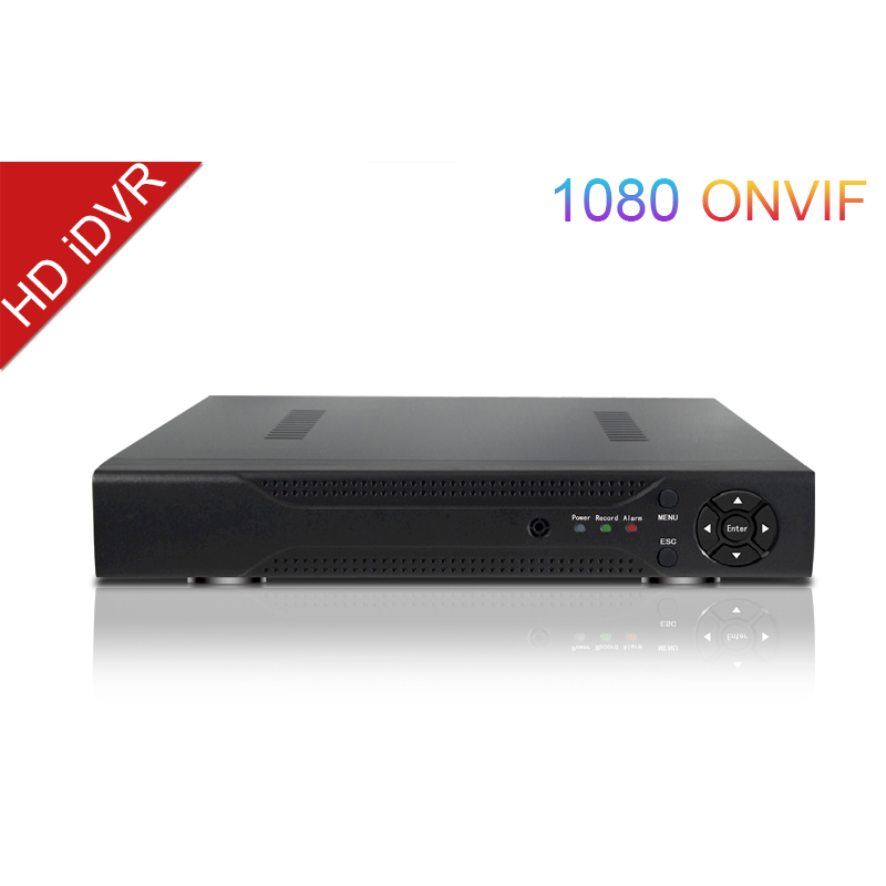 HQCAM 4CH/8CH 1080P TVI CVI AHD-NH IP CVBS 5 In1 Hybrid DVR/1080P NVR Video Recorder AHD DVR For AHD/Analog Camera IP Camera keeper 16 channel 1080p ahd full hd 5 in 1 hybrid surveillance dvr video recorder support tvi cvi ahd cvbs ip camera