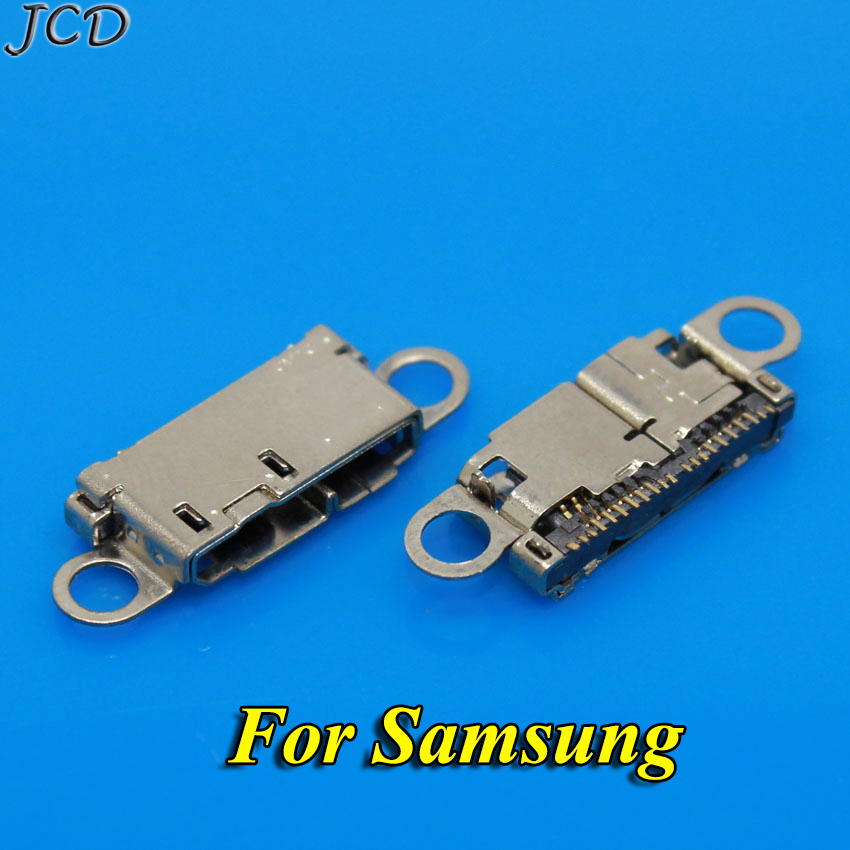 JCD 5pcs Plug Dock jack socket Connector micro mini USB Charging Port repair parts for Samsung Galaxy Note 3 N9000 N9005 N9008