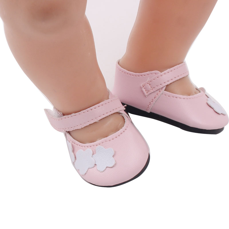 43 cm doll shoes suitable for babies, children the best birthday present. G34 image