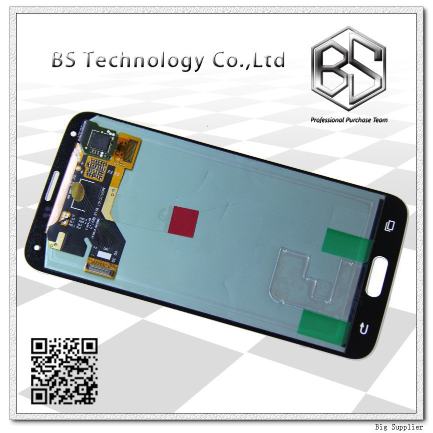 5pcs/lots New Original Official for Samsung S5 LCD Display Assembly G900F G900 i9600 LCD  dhl ems 5 lots new original phi ls original laser unit for cdm12 1 vam1201 vam1202 e1