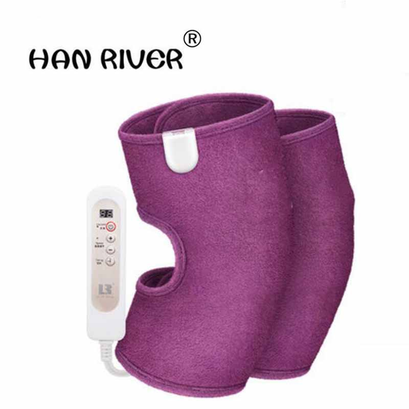 HANRIVER Electric heating knee warm lady old product rheumatism male joint heating knee physical therapy the little old lady in saint tropez