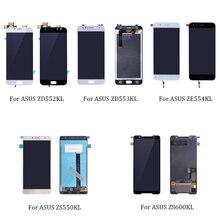 Для Asus ZD552KL/ZD553KL/ZE554KL/ZS550KL/ZS600KL ASUS оригинальный экран ЖК-дисплей инструмент для ремонта сенсорного экрана в сборе