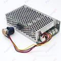 NEW 10-50V 80A DC Motor Speed Control PWM HHO RC Controller 12V 24V 36V 48V 4000W MAX High Quality With Metal Case