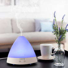Ultrasonic Aromatherapy Mini Essential Oil Incense Incineration Bedroom Household Humidifier