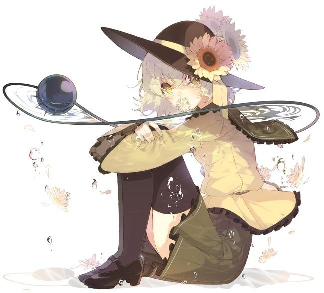 【P站美图】5.14恋恋日快乐!古明地恋特辑- ACG17.COM
