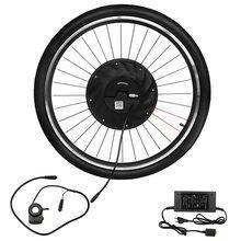 Электрический велосипед V тормоз переднего колеса комплект мотор-концентратор 36V 240W Мощный мотор E-Bike преобразования с батареей