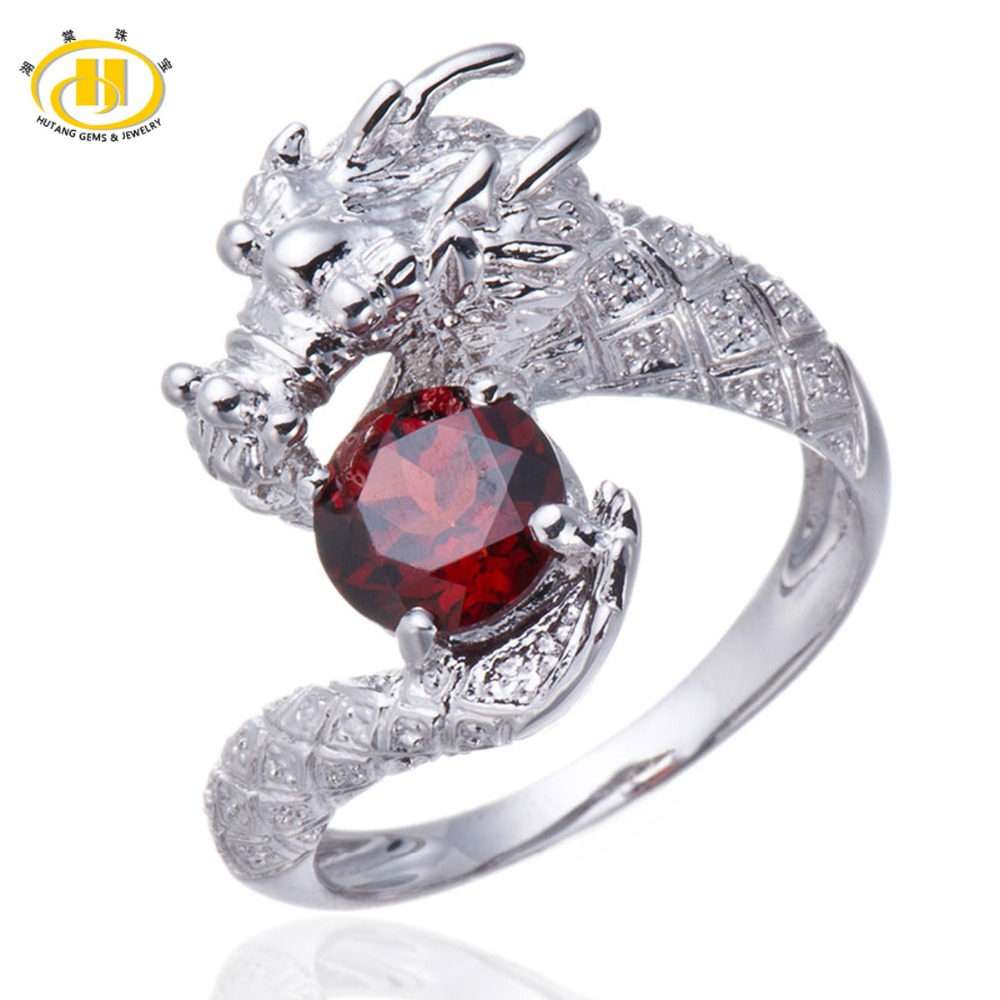 Gem Stone Ring January