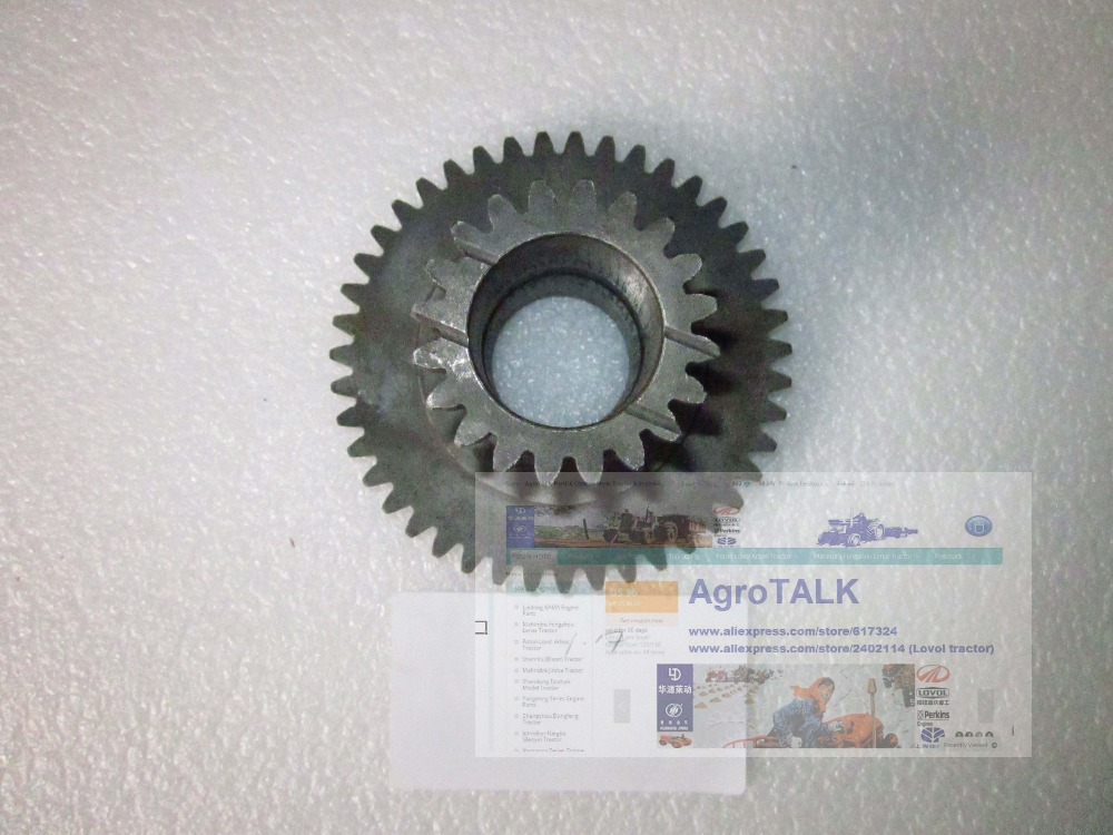 JINMA tractor JM184-284, the 20/43T gear ,part number: 160.37.146-1