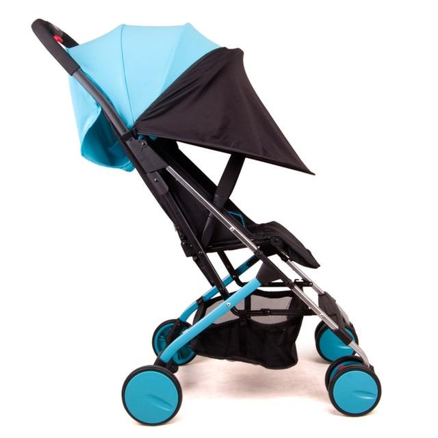 Cochecito de bebé parasol sombrilla bebé Canopy Cove sombra de sol campanas canopy cochecito accesorios para cochecito
