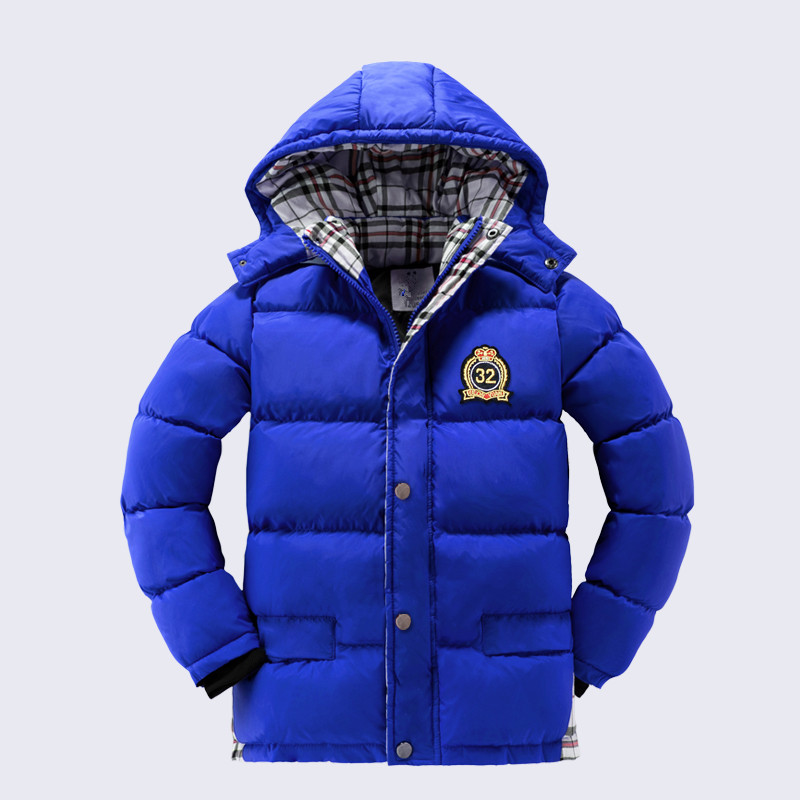 Top Quality!Baby Outerwear Warm Thicken Winter Jackets 2017 80% White Duck Down Coats For Boys Children Clothing Kids Down Parka boys winter jackets 80