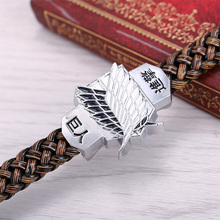 Attack On Titan rope bracelet