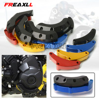 motorcycle accessories Engine Stator Crash Pad Slider Protector Guard Cover For Yamaha MT 09 TRACER 2015 2016 2017 MT09 TRACER