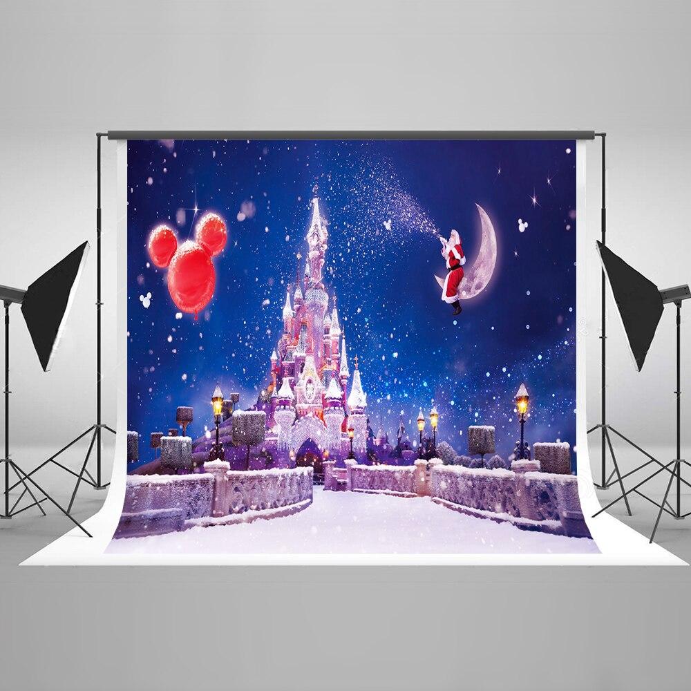 Christmas Background 7x5 Photography Background Vinyl Snowflake ...