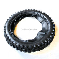Off road large teeth GUANGLI 110/90 18 tyre tube tire 200/250CC pit bike