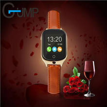 Precise Kid GPS 3G Smart GPS Watch A19 support GPS WIFI SOS LBS Camera Locate Finder emergency call for 3G Elder baby smartwatch(China)