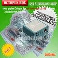 100% original octopus box para samsung y lg & se ilimitado activado con 39 cables envío libre