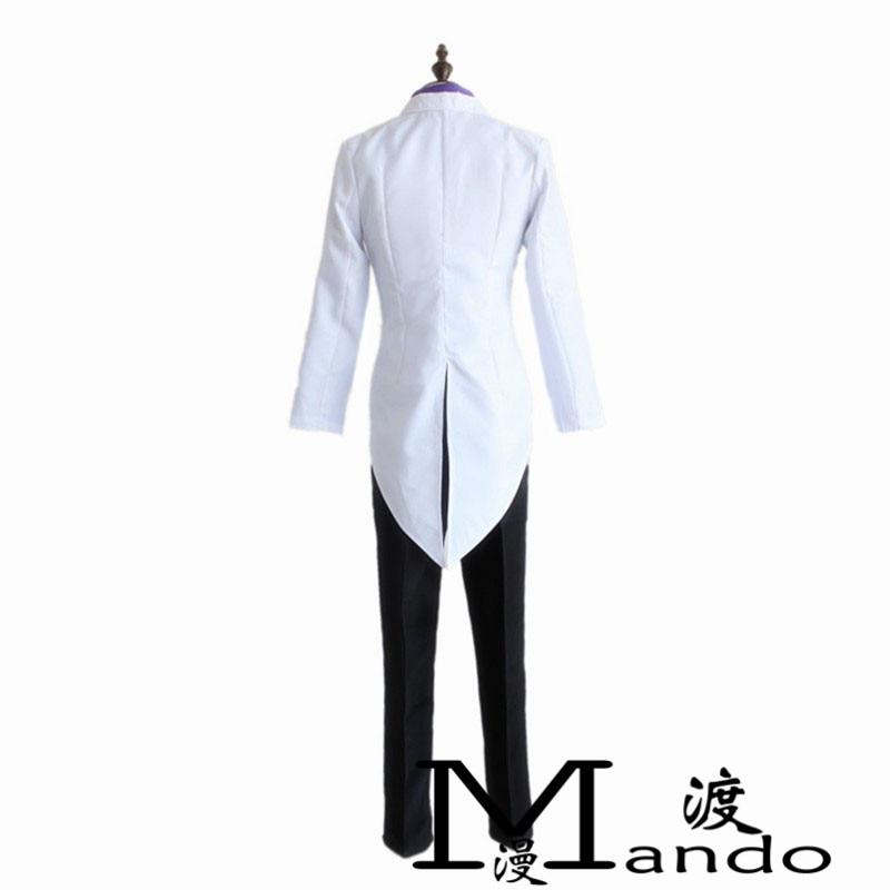 LOL Explorer Light Deacon Ezreal EZ Cosplay Costume Outfit Ash Landers COS 6PCS one set