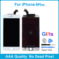 1PCS Grade AAA LCD For IPhone 6 Plus LCD Display With Touch Screen Digitizer Assembly Replacement