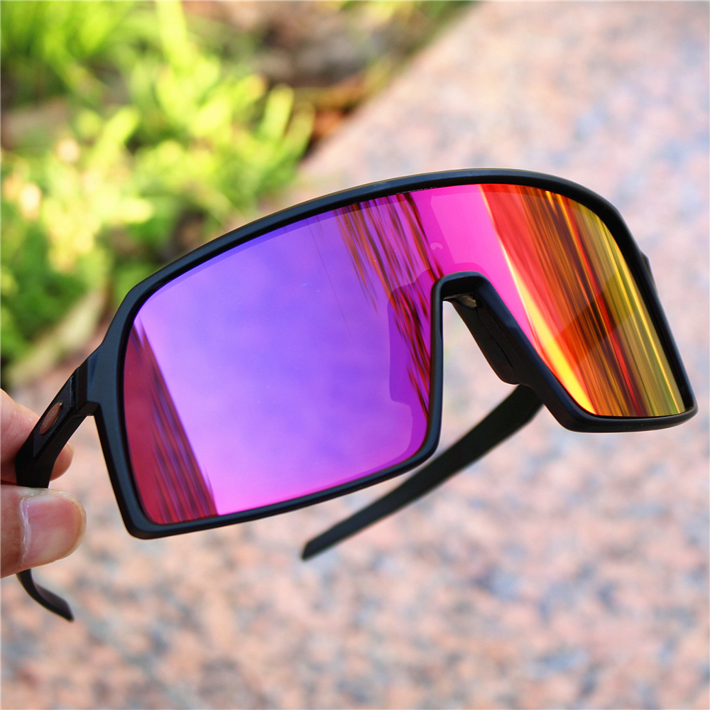 Sutro New Goggles Polarized Cycling Sunglasses Men women Sport Road Mtb Mountain Bike Glasses Eyewear Sun glasses 9406 JBR JAW(China)
