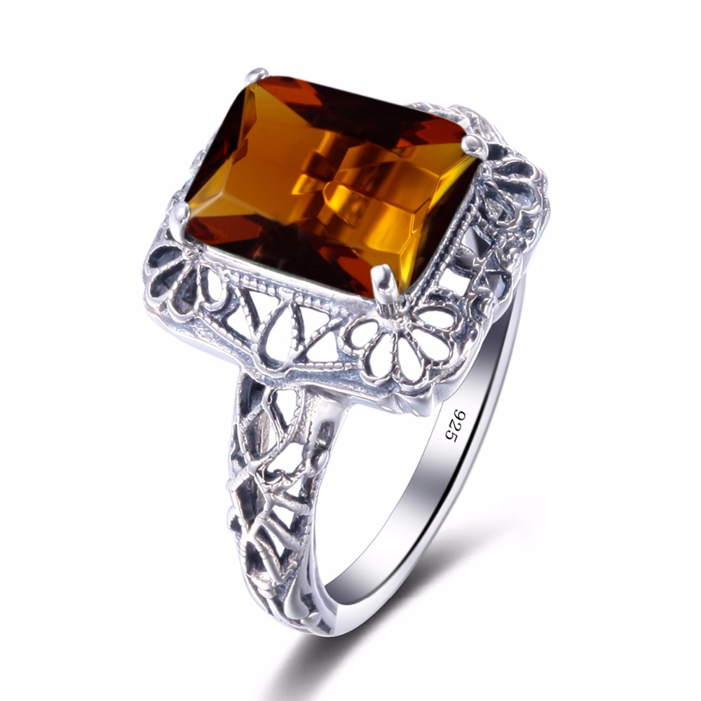 amber ring amber wedding ring Artisan crafted Baltic Amber Ring Artisan crafted Baltic Amber Ring set in Sterling Silver in