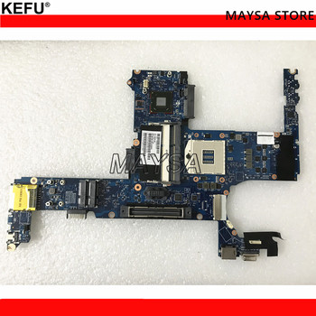 686036-001 686036-501 motherboard For HP 6470B 8470P HM77 Laptop Motherboard tested 100% work