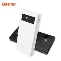 Besiter Power Bank 20000 mAh Quick Charge 3 0 Tragbare Telefon Ladegerät 20000 mAh Power Bank-in Powerbank aus Handys & Telekommunikation bei