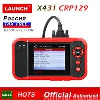 Launch X431 CRP129 Creader 129 Diagnostic Tool Code Reader obd 2 Launch diagnoses scanner automotive car diagnoses CRP 123 VIII