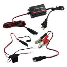 6 В 12 В интеллектуальный полностью автоматический Батарея поплавок Зарядное устройство сопровождающий с США Plug
