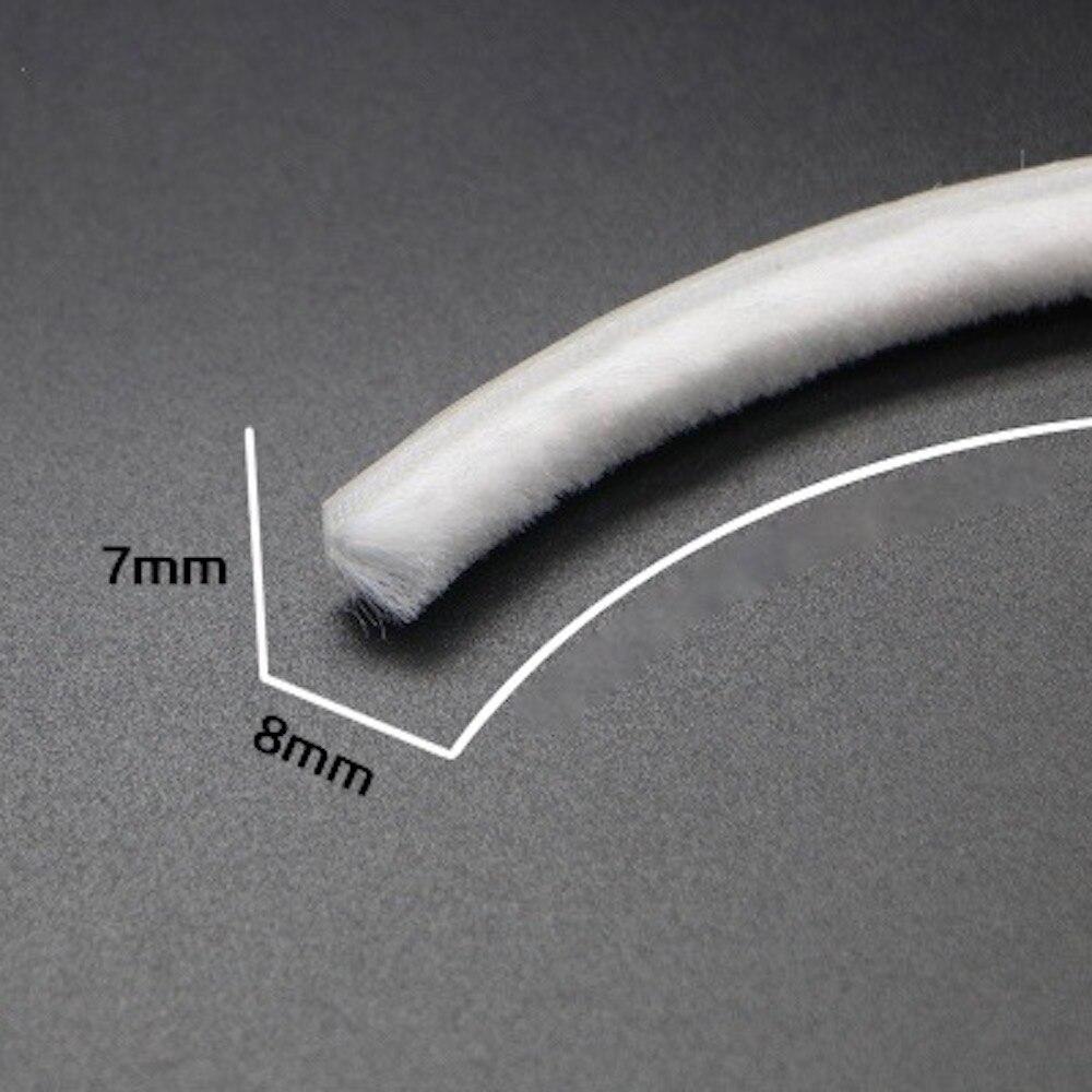 Aliexpress Buy Adhesive Felt Draught Excluder Sliding Door