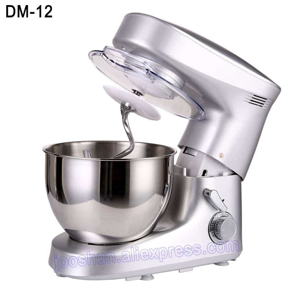 electric dough mixer professional egg blender 220v 1200w 6l kitchen stand food mixer milk shake. Black Bedroom Furniture Sets. Home Design Ideas