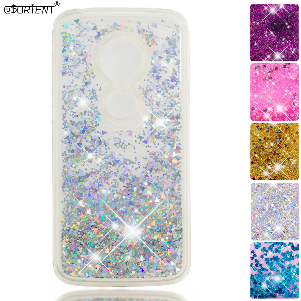 Cellphones & Telecommunications Strict Phone Case For Motorola Moto E5 Play Bling Glitter Dynamic Liquid Quicksand Back Cover Xt1944-6/-5/-4/-3/-2 Fitted Cases Funda Phone Bags & Cases