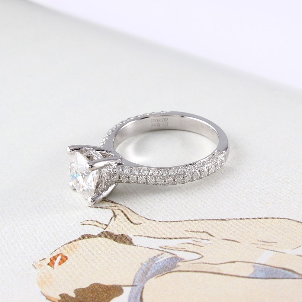 moissanite ring with accents (4)